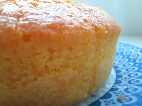 Mouskoutchou à la Cassonade et au citron