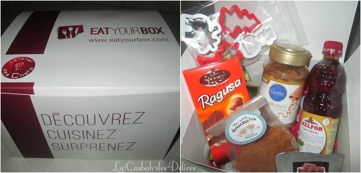Partenariat Eat Your Box