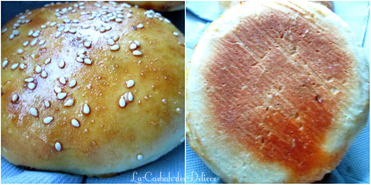 Petits pains farcis au thon à la tomate et olives