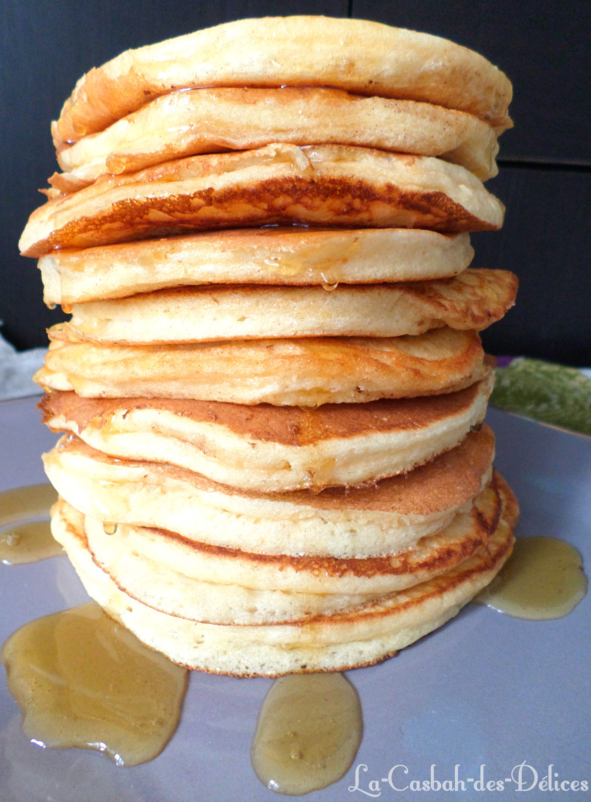 Fluffy Pancakes (crêpes hyper moelleuses)