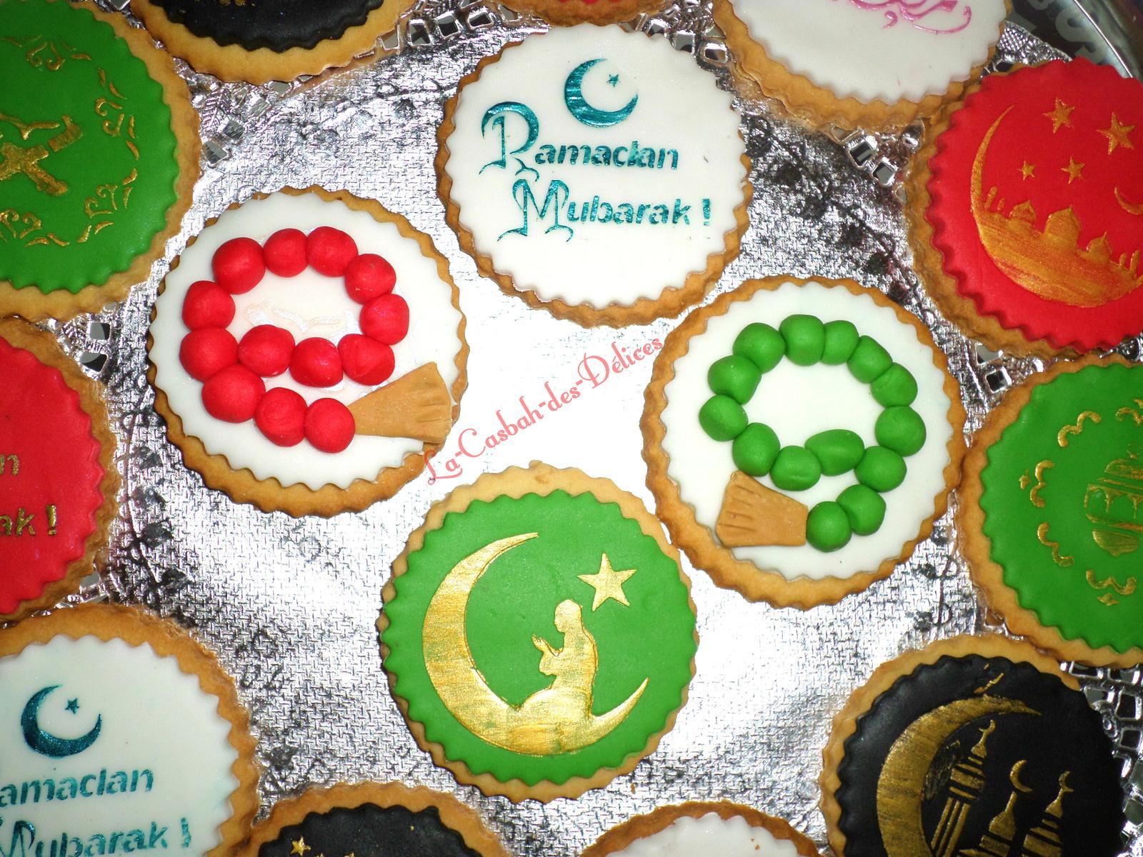 Biscuits à la vanille Ramadan 2014