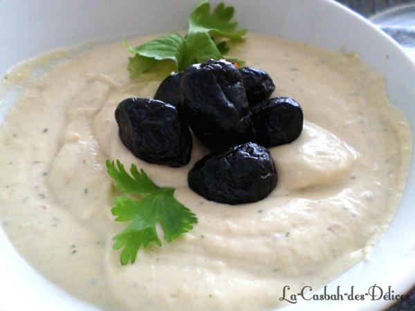 Baba ghanoush : caviar d'aubergines