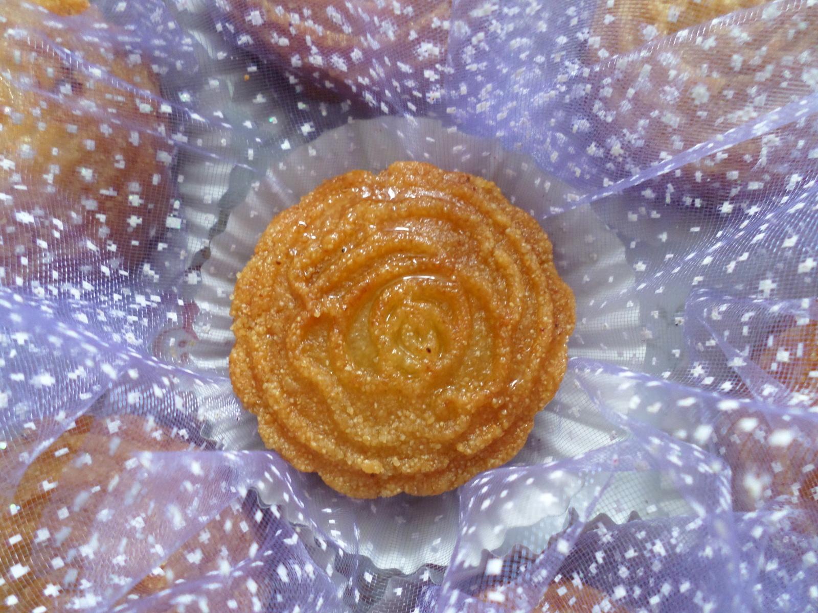 Makrout en fleur