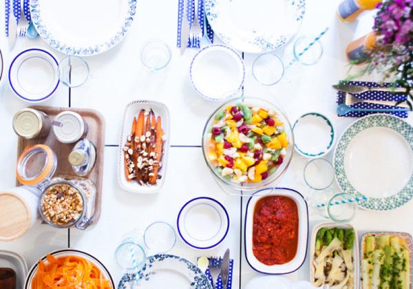 Vizeat : Repas chez l'habitant