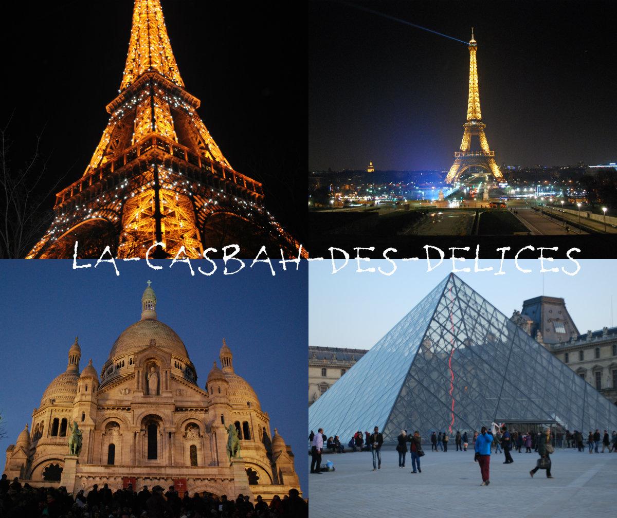 Paris le soir c'est magiiiiiiique !