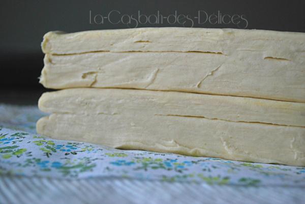 Pâte Feuilletée pur beurre ultra croustillante