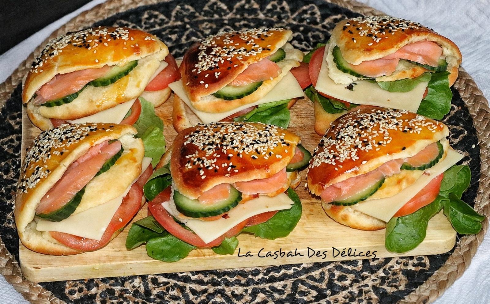 Cepli Poğaça : Sandwichs portefeuille