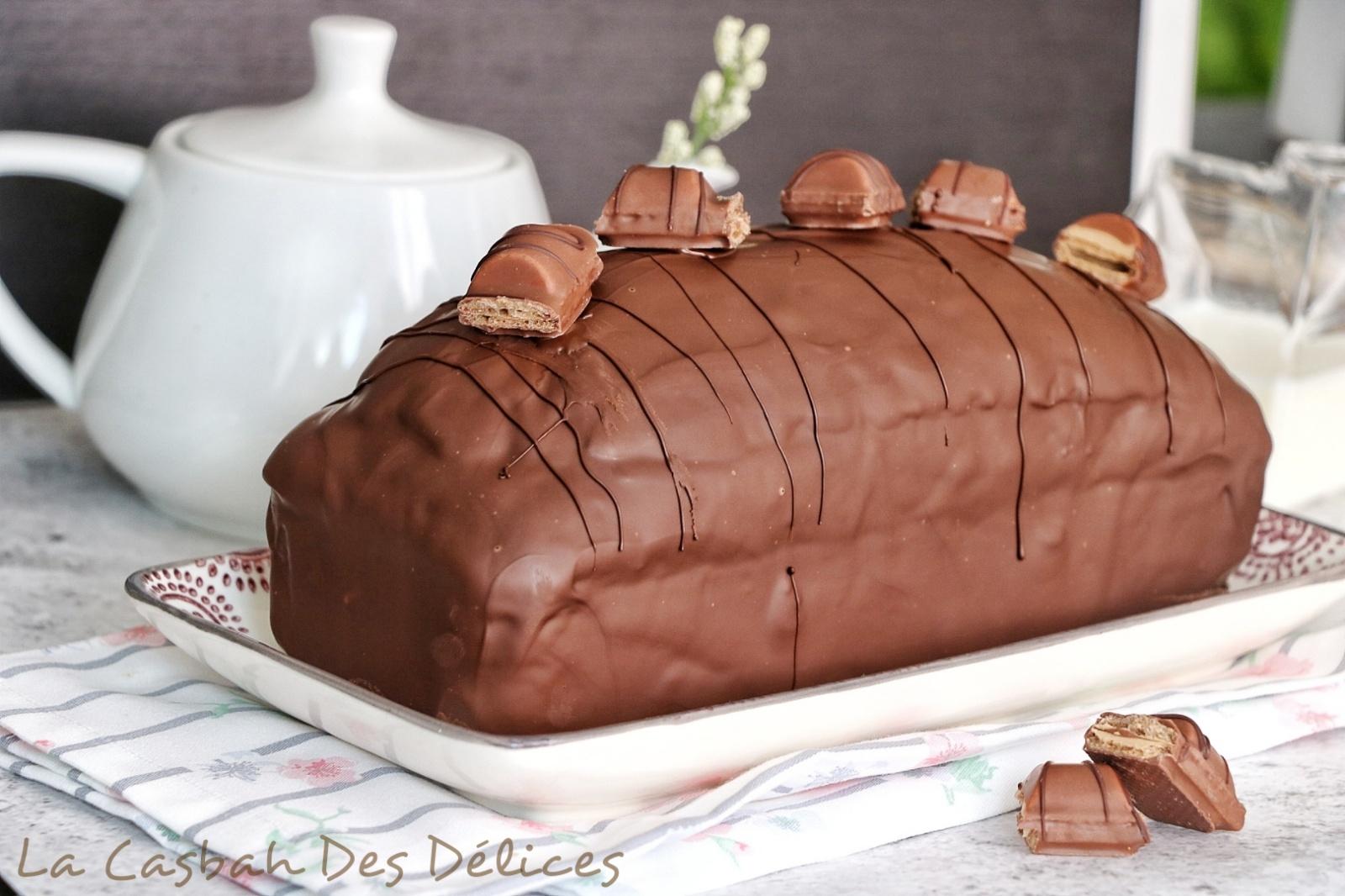 Cake kinder bueno